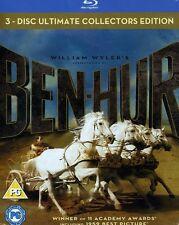 Ben-Hur: Ultimate Collector's Edition (2011, Blu-ray NIEUW)3 DISC SET