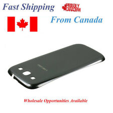 Samsung Galaxy S3 S 3 III i747 i9300 Battery Back Door Cover Black