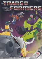THE TRANSFORMERS - MORE THAN MEETS THE EYE! SEASON 2, VOL. 1 (KEEPCASE) (DVD)