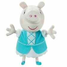 Peppa Pig - PRINCESS PLUSH PEPPA - Once Upon A Time Beanie - NEW