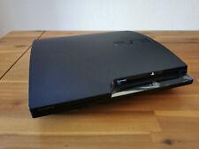 SONY PLAYSTATION 3 slim 120GB slim schwarz ► PS3 CECH-2004A ◄ GUTER ZUSTAND