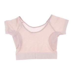 Underarm Sweat Pad Satin Armpit Perspiration Shield Silk Protector for Women