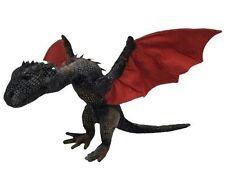"NEW PLUSH SOFT TOY Game of Thrones Daenerys Targaryen Dragon Drogon 8"" Plush"