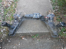 05-07 Ford Escape Mercury mariner front engine cross member cradle 04