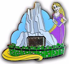 Disney Pin 103371 WDI Rapunzel Tangled Petrified Tree Rivers of America LE !
