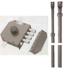Serratura di sicurezza MOTTURA art. 631 triplice pompa-cilindro 50 mm CON ASTE