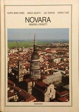 NOVARA MEMORIE E PROGETTI ED. MILVIA TORINO 1989