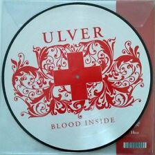 ULVER Blood Inside - LP / Picture Vinyl - Limited 500 - 2014 (Tour Edition)