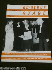 AMATEUR STAGE - 'THE FARNDALE MURDER MYSTERY' - JULY 1986