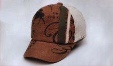 Grace Hats Turf Club Horse Racing Jockey Baseball Novelty Cap Hat   O/S  BNWT