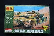 XS168 GALAXY 1/72 maquette tank char YH 205 M1A2 Abrams