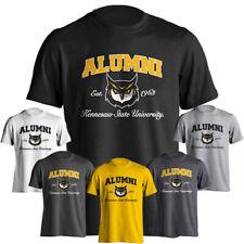 Kennesaw State University KSU Owls Alumni Logo Short Sleeve T-Shirt