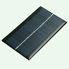 Solar Cell Panel Kit Rough Edge USA 1 W 6 V Arduino Diy Photovoltaic