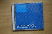 Artful Dodger ‎– It's All About The Stragglers - Electronic, 2000 (Box C99)