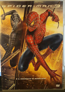 DVD - SPIDER MAN 3 Marvel - Columbia Pictures