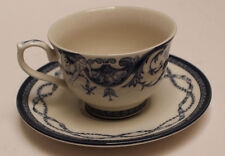 Queen's China HRP Historic Palaces Pattern Cup & Saucer set EUC!