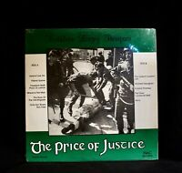 Kathleen Largey Thompson  The Price of Justice LP Irish Folk INAC Records SHRINK