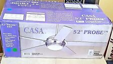 Casa Vieja * Contemporary * Ceiling Fan - Includes Light Kit & Wall Control