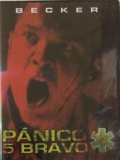 Panico 5 Bravo(2014) DVD NEW Kuno Becker &Raul Mendez