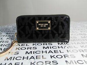 NWT Michael Kors Electronics LG Coin Multifunction Phone Case Wallet Wristlet