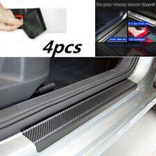 USA 4X Fiber 5D Accessories & Scuff Sill Carbon Stickers Protector Door Car Tool