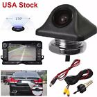 Universal Car Rear View Camera Auto Parking Reverse Backup Camera Waterproof US  for sale