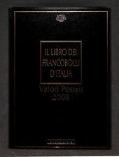 Il Libro dei Francobolli d'Italia 2008