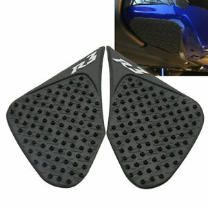 For Yamaha YZF R3 YZF-R3 2015 -2016 Motorcycle Tank Protector Knee Pad Sticker