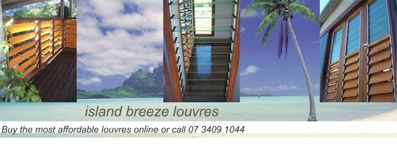 island breeze louvres