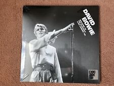 David Bowie - Welcome to the Blackout Record Store Day Vinyl LPs