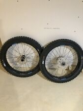 Fat Fatbike Wheelset Tubeless Ready 27.5""