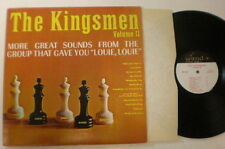 Kingsmen WAND 659 More Great Sounds Death of An Angel