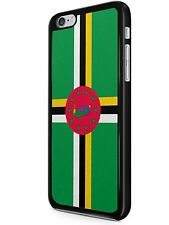 Bandera País IPHONE 6/7 Funda Dominica