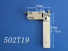 CNC Aluminum Boat Rudder 95mm length for small size boat