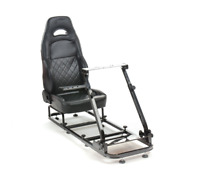Racing Simulator Chair Rally WRC F1 Race Gaming Frame Seat PC PS4 Xbox FREE P&P
