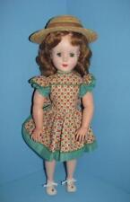 Sweet Sue Doll American Character Hard Plastic Walker Vintage 17 in. Tall NICE
