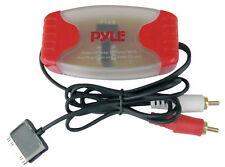 PLDN37R iPod Direct To RCA Stereo Audio Ground Loop Isolator/ Audio Line Driver