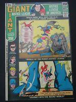 Justice League of America #93 F/VF 1971 #G-89   Mid/High Grade DC Comic Book