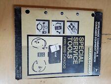 John Deere Special Service Tools Worldwide Commercial & Consumer Equipment...