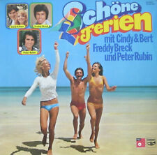 Cindy & Bert, Freddy Breck & Peter Rubin - Schöne Ferien (Vinyl-LP Germany 1976)