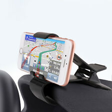 Car Dashboard Mount Holder HUD Design Cradle Stand Clip for iPhone X/Note 9/8/S9