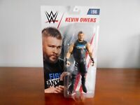 WWE Kevin Owens Series 96 Wrestling Action Figure 2018 NIP 7 in Tall Ages 6+