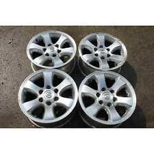 Set 4 cerchi lega Toyota Landcruiser 17X7J 6X139,7 ET30 usati (53483)