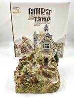 Lilliput Lane Secret Garden Boxed