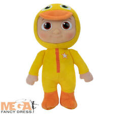Cocomelon Plush Soft Toy JJ Duckie Duck Character Children's YouTube 18 Months