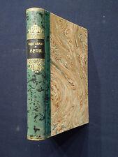 Buch, Kurt Aram, Der Kampf um Leda, Roman aus dem nahen Osten, DBG 1926