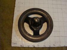 Vinage Heavy Metal INDUSTRIAL SEWING MACHINE PART #7 wheel