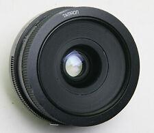 FAST TAMRON BBAR MC f2.5/28mm WIDE ANGLE LENS - 'ADAPTALL 2' MOUNT