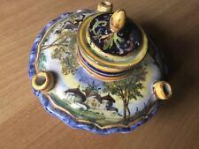 Calamaio Ceramica antica Minghetti no Cantagalli no Molaroni.