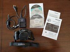 Panasonic LUMIX DMC-FZ38 12.1MP Digital Camera - Black